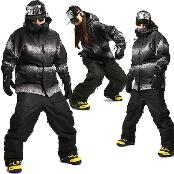 [SOUTH PLAY] Ski Snowboard Jumper Blazer Jacket Coat + Trousers Pants Suits SET 02