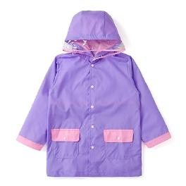 [OZKIZ] 802 Raincoat Purple