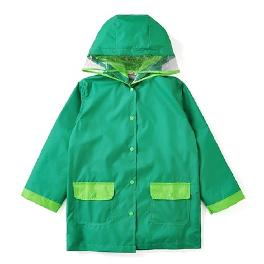 [OZKIZ] 802 Raincoat Green Lime