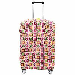 [ROLLEY TROLLEY]  suitcase cover (Spring Candy M)