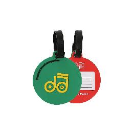 [ROLLEY TROLLEY]  twin color LUGGAGE TAG