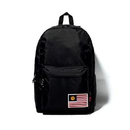 [THE EARTH] MNW Collaboration Daypack black