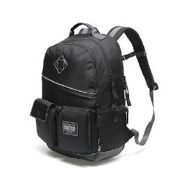 [THE EARTH] Black Label 3 Daypack (black)
