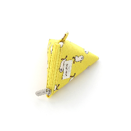 [LIVEWORK] Jam Jam Triangle Pouch DUCK
