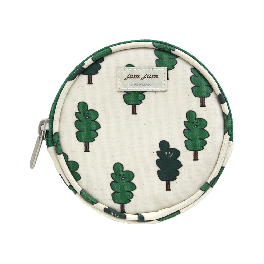 [LIVEWORK] Jam Jam Circle Pouch (7Type) TWO TREE