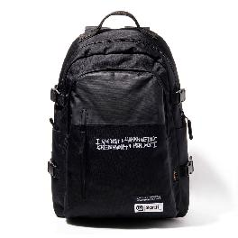 [THE EARTH] I am not a human being collaboration MAMAMOTH BACKPACK (BLACK)