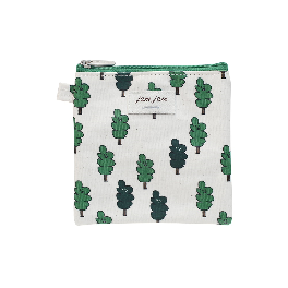 [LIVEWORK] Mini-pouch with jam-covered coating TWO TREE