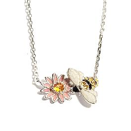 [Humming*J] Humming Bee Necklace