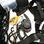 Rappelling Access Kit
