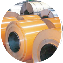 HOT DIPPED ALUMINISED STEEL SHEET IN COIL