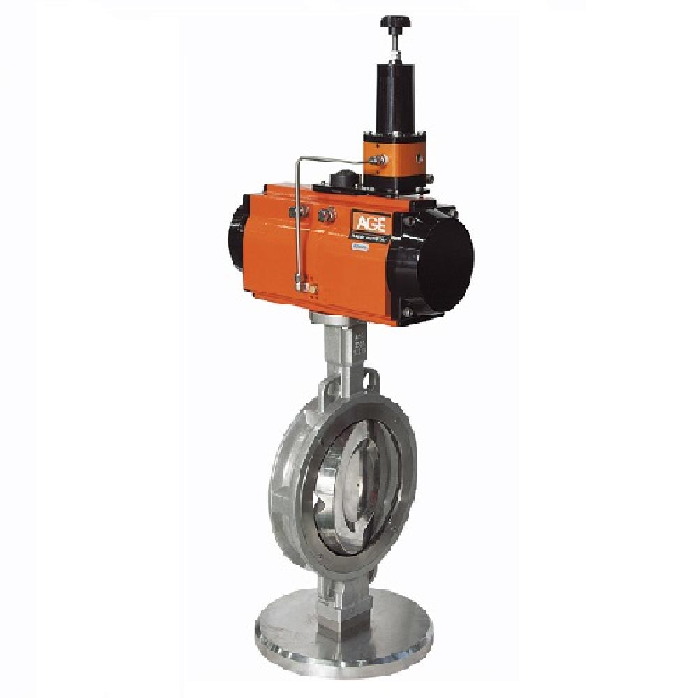 MODULATING BUTTERFLY VALVE