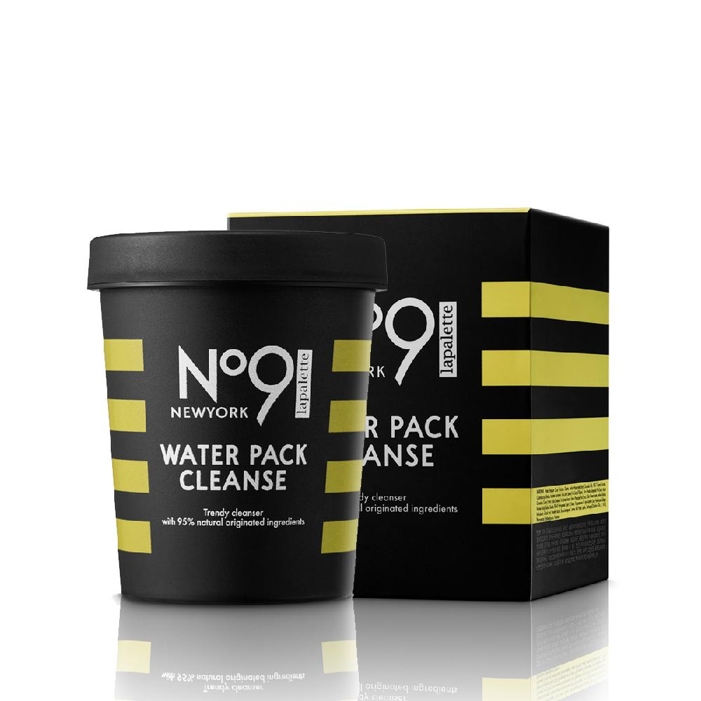 lapalette No.9 Waterpack Cleanse #01 jelly jelly lemon