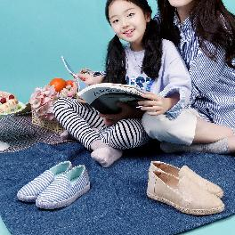 N-sole mom&kids couple shoesBNJ91313EN, KNJ95305NN synthetic,footwear,laies,kids shoes