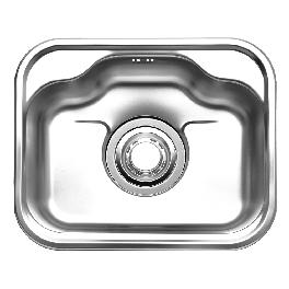 LS540 kitchen sink bowl with accessories