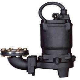 Vortex pump for sewage and wastewater treatment