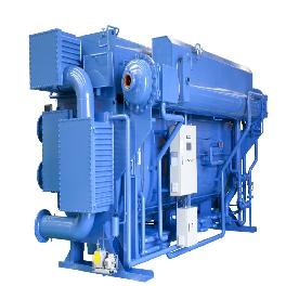 Double Effect Steam Driven Absorption Chiller