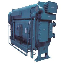 Single Effect Steam Driven Absorption Chiller