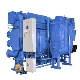 Double Effect Direct Fired Absorption Chiller-Heater
