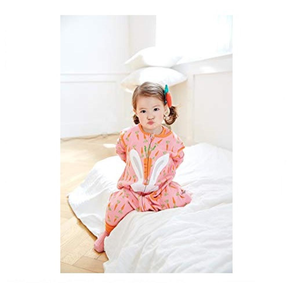 [Vaenait baby] Double Layered Cotton Wearable Blanket Sleeper Collection Bunny