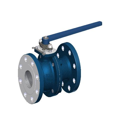 FLOATING FLANGED ENDS | FLOATING BALL VALVE, TRUNNION BALL VALVE, METAL SEATED BALL VALVE, FIRE-SAFETY BALL VALVE