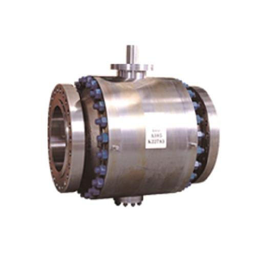 Trunnion Mounted Ball Valve | trunnion ball valve, floating ball valve, fire-safe ball valve, metal seated ball valve