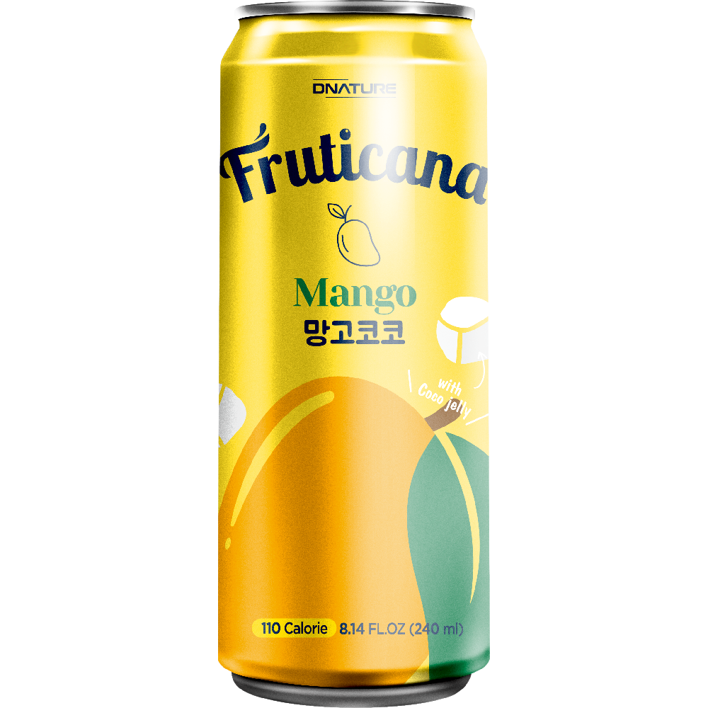 FRUTICANA FRUIT JUICE DRINK WITH COCONUT JELLY 240ML