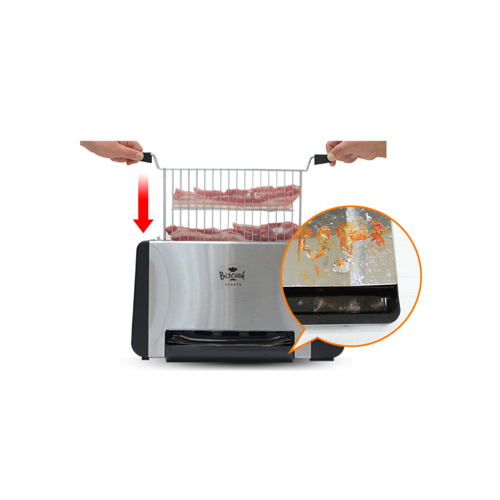 Vertical Electric Grill