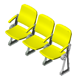 Spectator Slow Folding Chair(SY-6000)