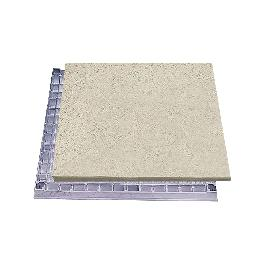 [Our floor]  Aluminium Access floor GSK-601L