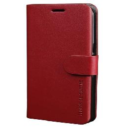 Line Fit Diary Wallet Phone Case for Samsung Galaxy phones