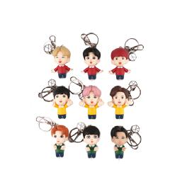 EXO FIGURE KEY RING (Shining Version)