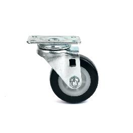 Polyurethane Swivel Plate Caster Wheels (2 inch no Brake)