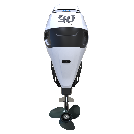 90hp Electric Outboard System