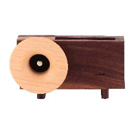 [Ollim-Nemo Series / KB02] Wooden Powerless Sound Amplifier Speaker & Phone Stand for Smartphone