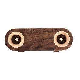 [Ollim-Dongle Series / Y02mini] Wooden Powerless Sound Amplifier Speaker & Smartphone Stand