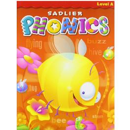 Sadlier Phonics Level A Grade 1 Student Edition