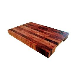 Talentree Jarrah Prime Board make a great plating board for food.