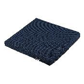 Jeilmat Coil Air Mat Floor Sitting Chair Cushion - Navy
