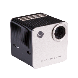 "Wonderful Platform Household Portable AI Laser Beam Projector ""UO PLUS"""