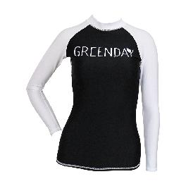 [Korean Import/ YULIM GLOBAL] Sereno Woman's Long Sleeve Rashguard
