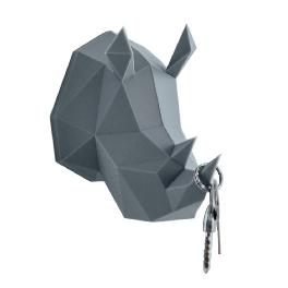 [Korea Import/ MSG Art & Design] Rhinoceros Hanger Object
