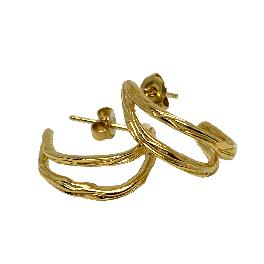 [EKRU] Jewelry Namu2 Earring Gold