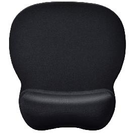 Wooshin Basics Gel Computer Mouse Pad with Wrist Support Rest