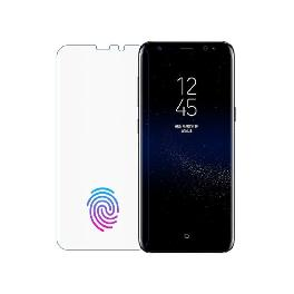 Real look 3D Full cover screen protector for Galaxy S8+