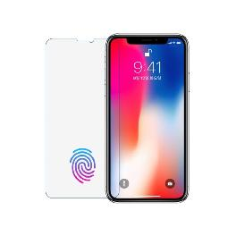 Real look 3D Full cover screen protector for iPhone X