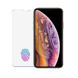 Real look 3D Full cover screen protector for iPhone Xs