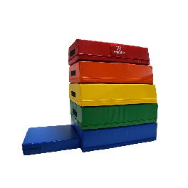 Foam Vaulting Horse(Boxes) (4~5 Sections)