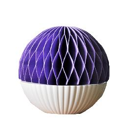 PIOZIO Ball Humidifier Purple