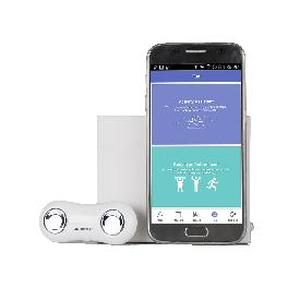 OneSoftDigm One SmartDiet Body Fat Measure Bluetooth Analyzer Device with App