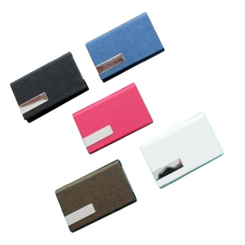 VIC High Quality PU Leather Open Type Magnetic Closure Business Card Holder | Business Card Holder, Card Holder, Credit Card Holder, Open Type Card Holder, Business Name Card Holder, k-fashion